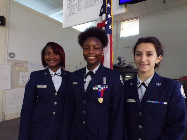 JROTC Cadets