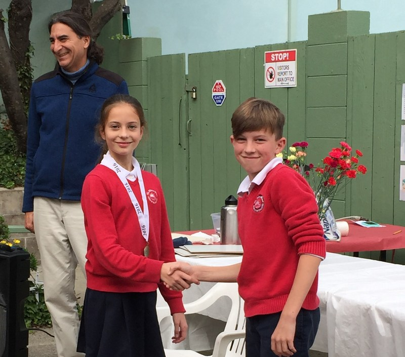 Kathryn takes the 2017 Geography Bee! Thumbnail Image