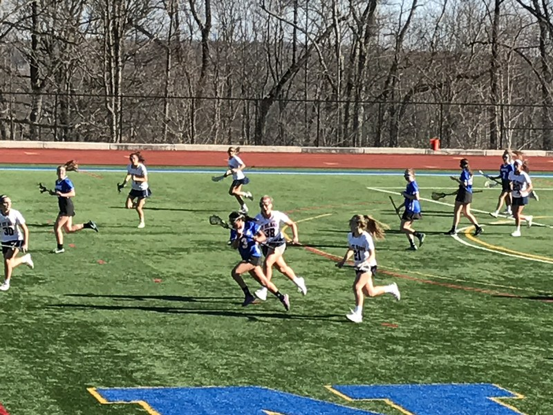 Bubniak and Power each scored twice for Union Catholic girls lacrosse team in season opener Thumbnail Image