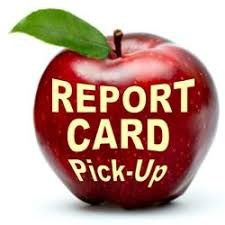 Report Card Pick-Up March 22, 2018 Thumbnail Image