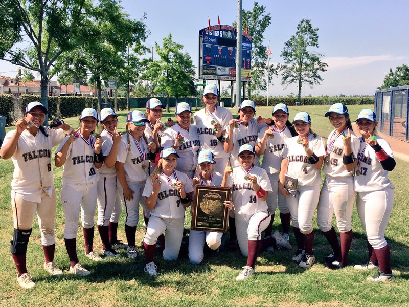 Independence High School Softball team captures the 2017 CIF Central Section DIII Valley Championship Thumbnail Image
