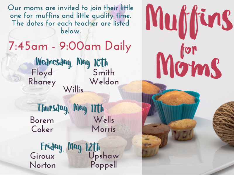 Muffins for Moms Featured Photo
