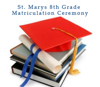 8th Grade Matriculation Ceremony Thumbnail Image