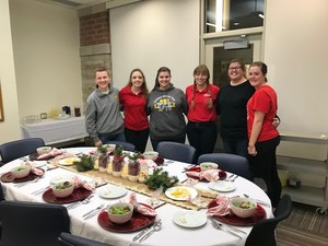 FFA Dinner for Board Meeting