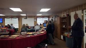 CISD Open House Lunch