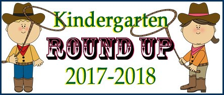 Kindergarten Spring Round-Up for 2017-2018 Thumbnail Image