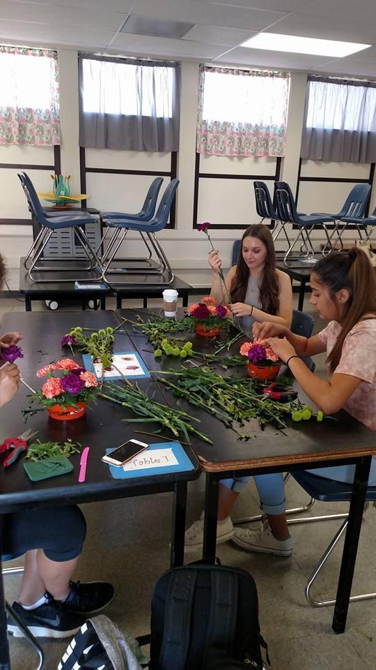Floriculture Class