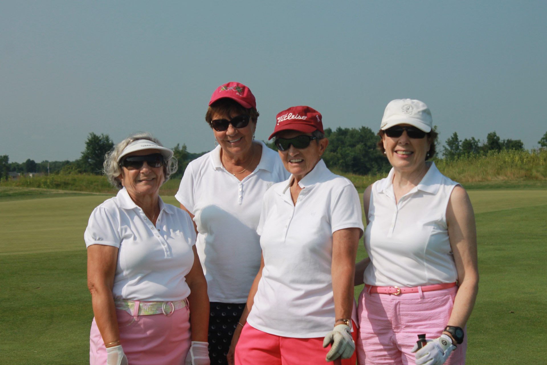 Alumnae Activities- Sister Maria Golf Tournament