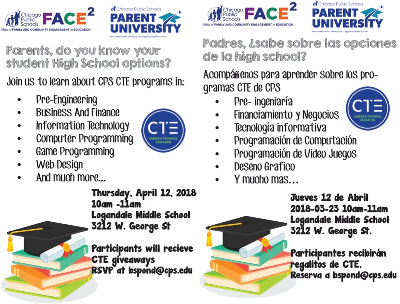 Parents of 6th & 7th Grade Students: