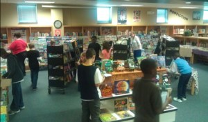 Bedford Fall Book Fair