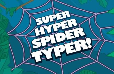 Spider Typer