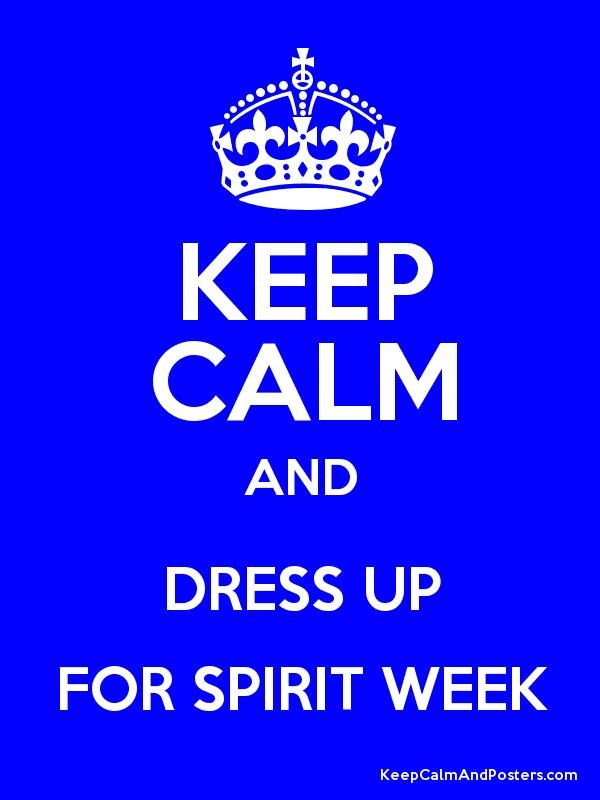 Spirit Week - April 10-14 Thumbnail Image