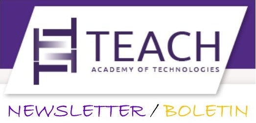 TEACH Academy Newsletter January 2018 (Eng & Sp versions) Featured Photo