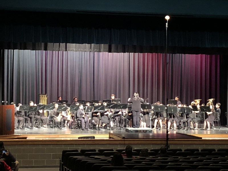 Manor ISD Middle School Bands Make History at UIL Contest Thumbnail Image