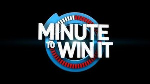 Graphic says Minute to Win It