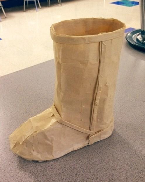 tape boot