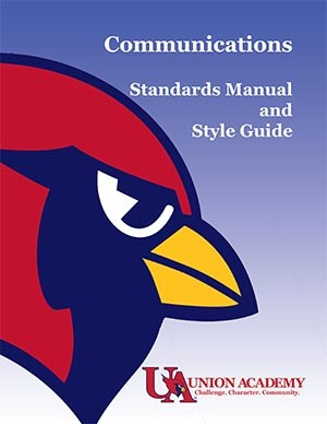 Standards Manual Cover