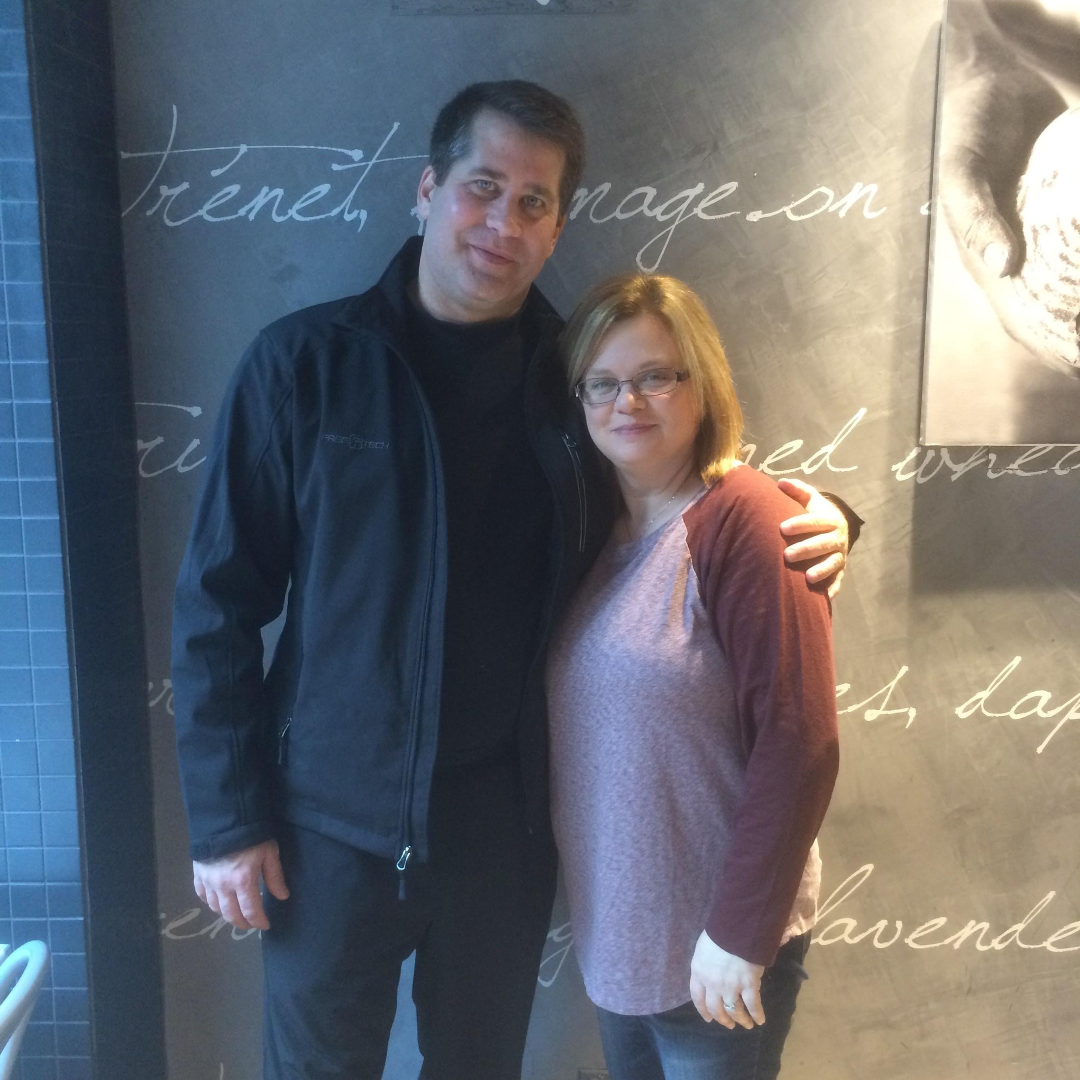 Jon and Audrey NYC 2016