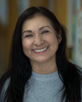 Secretary, Sylvia Pastrano