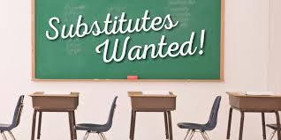 PRA Substitute Teachers Needed Thumbnail Image