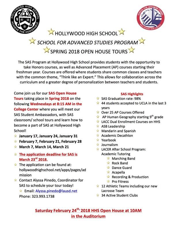 programs after high school