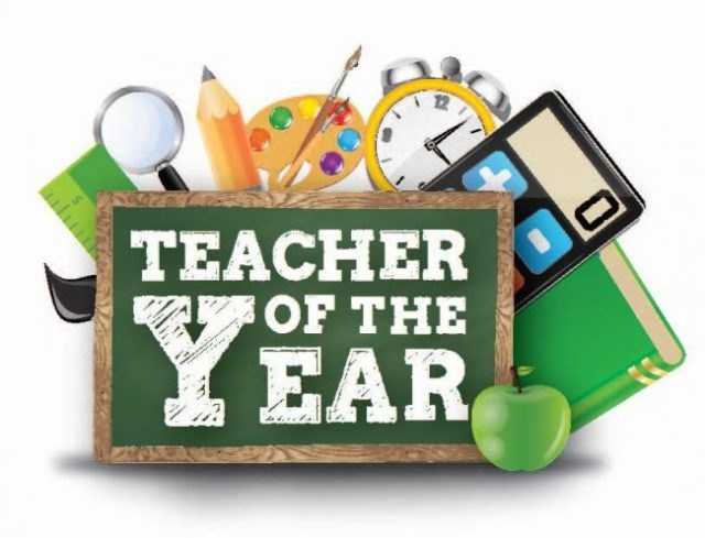 Teacher of the Year Nomination Form Thumbnail Image