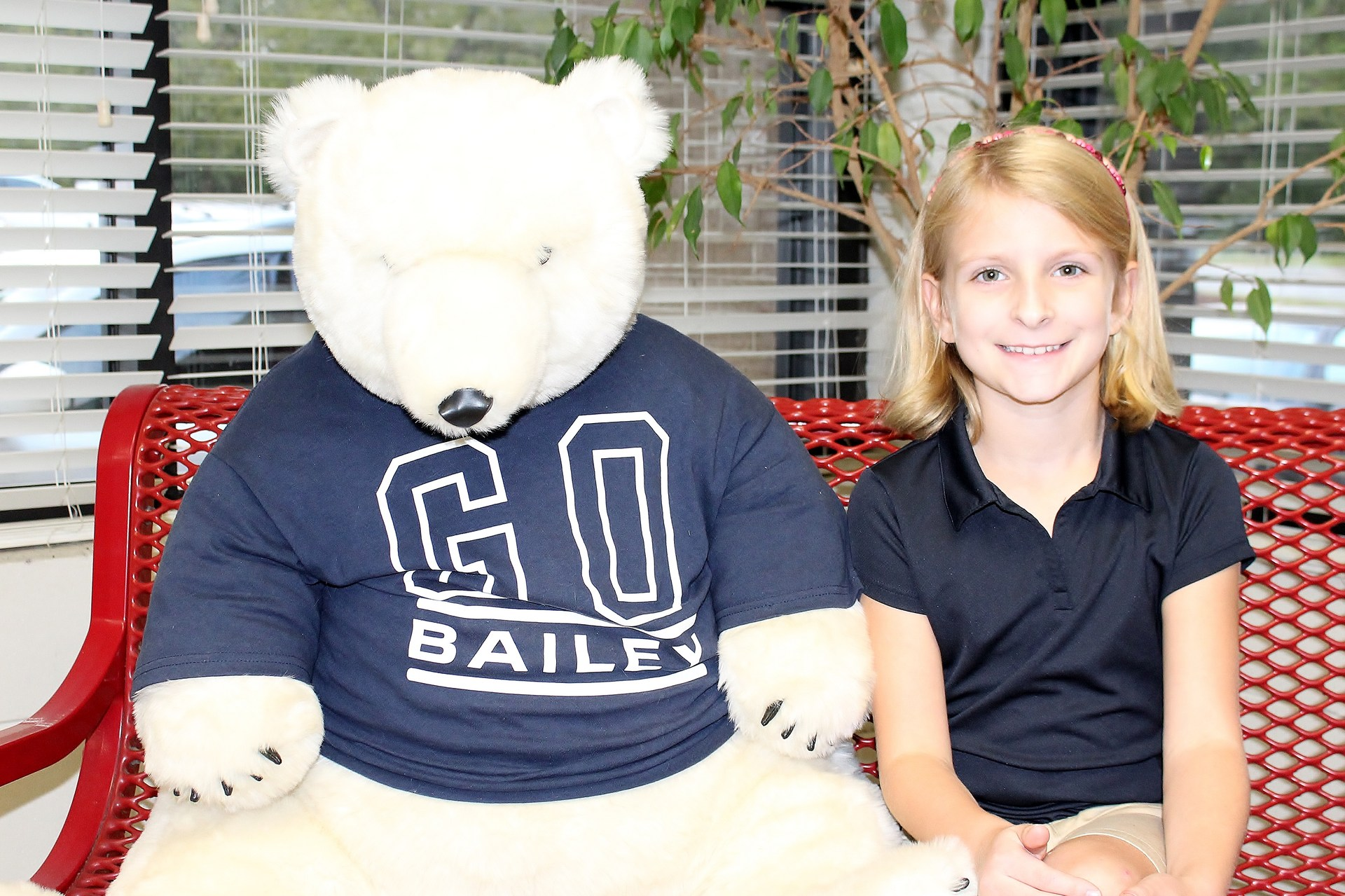 G.O. Bailey October students of the month