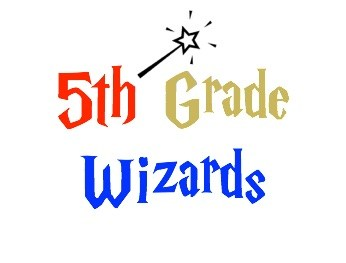 5th Grade Wizards Logo
