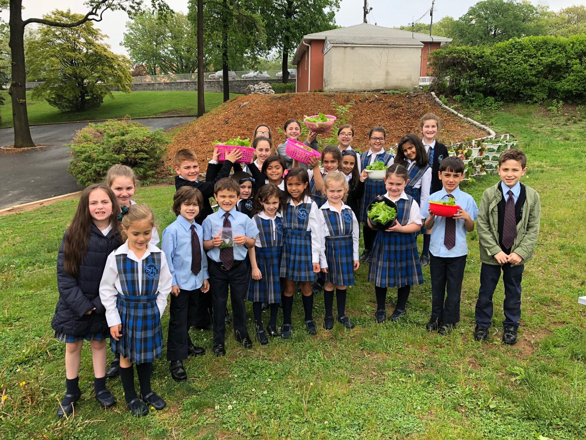 Space Farming Clubs Saint Joseph Hill Academy