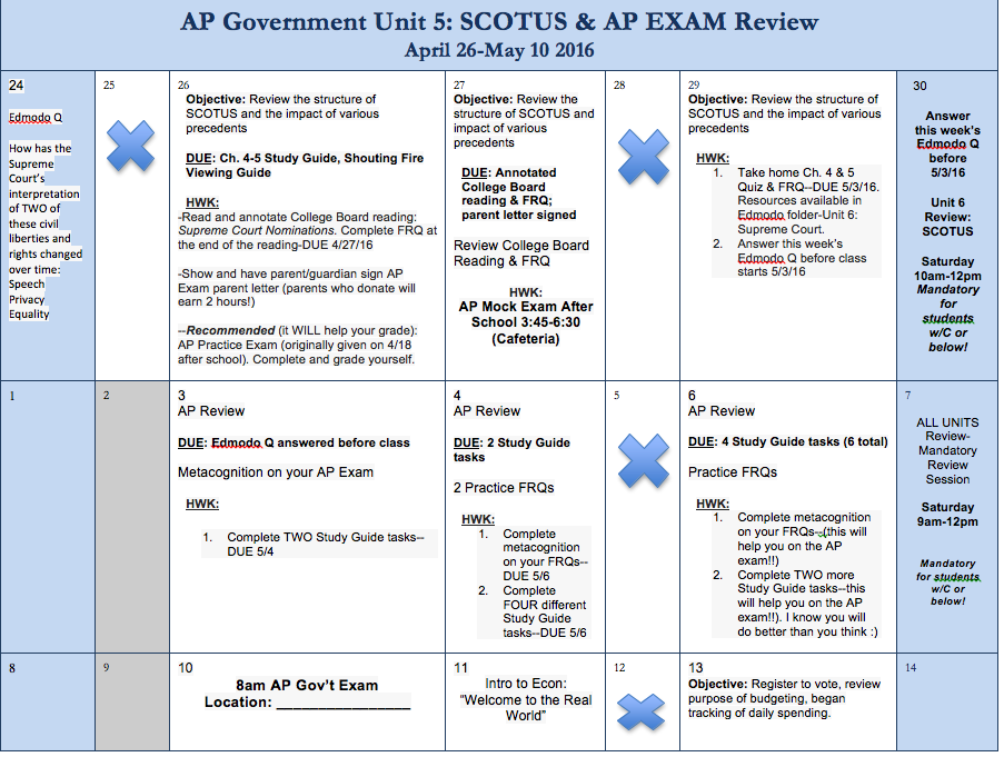 chapter 4 ap gov study guide The collection of review materials below is designed to help you hit the highlights of the various units of study 621/high+school+ap+us+government+exam+review.