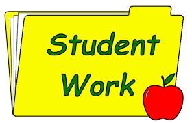 Student Work folder