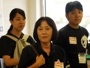 sister city exchange with Zama, Japan