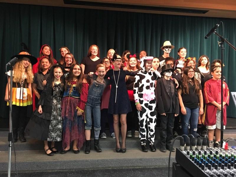 Dartmouth Choir