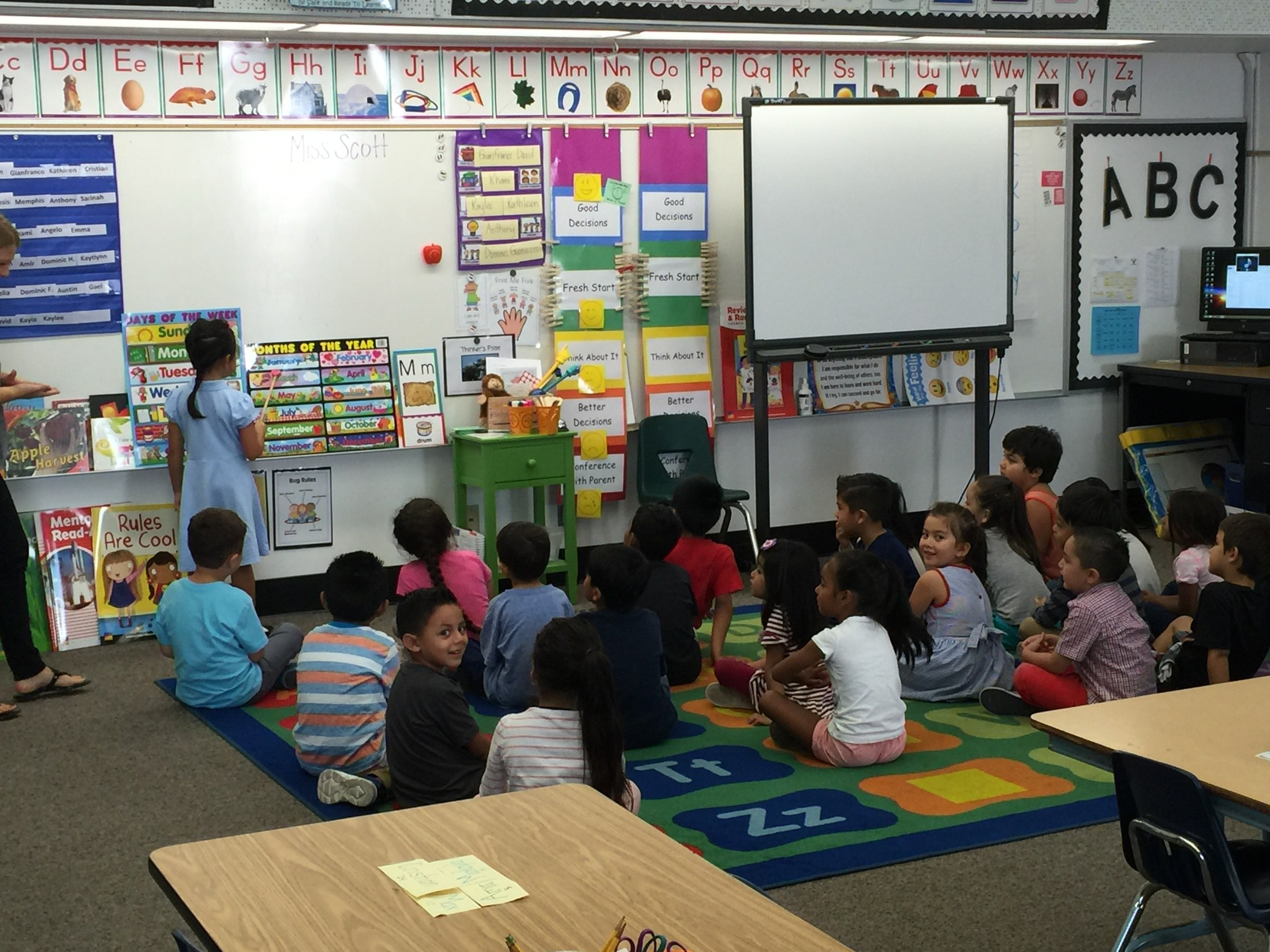 Spanish Dual Language Immersion