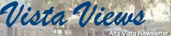 Alta Vista Newsletter Logo