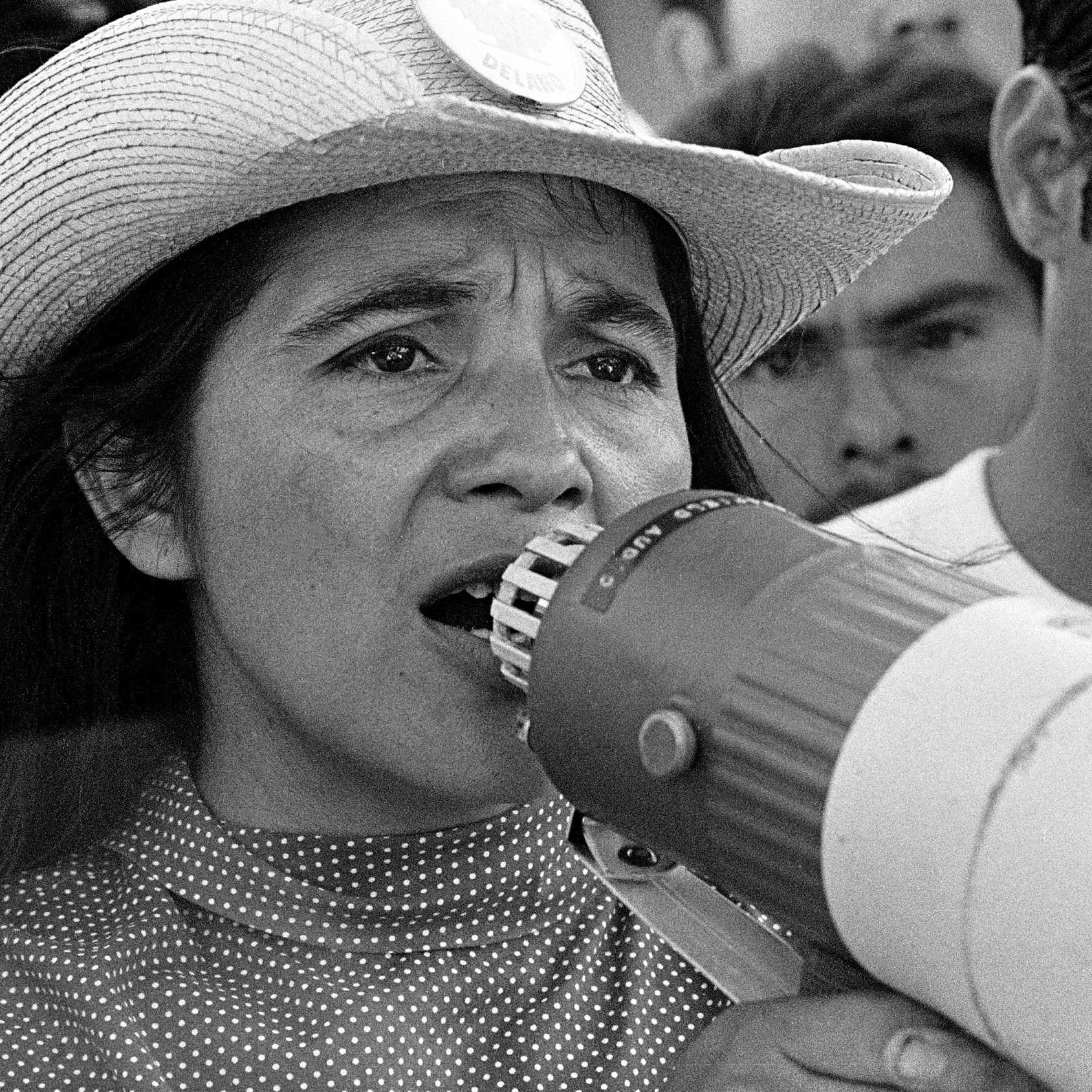 Dolores Huerta!