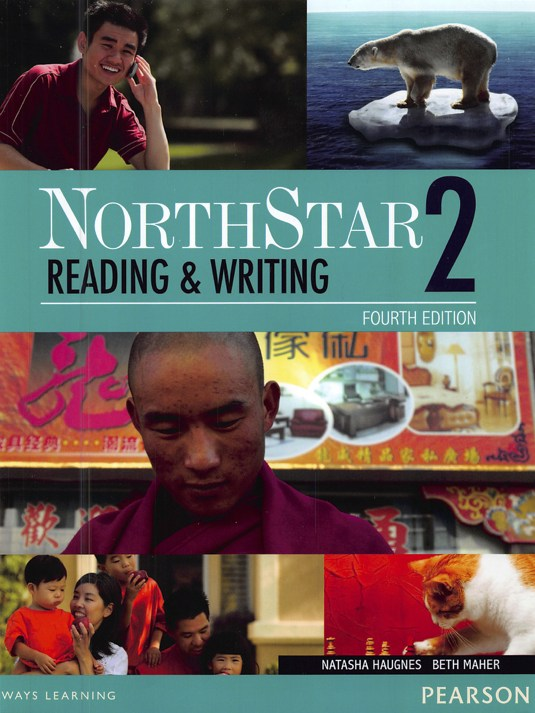 North Star 2 Reading and Writing Cover