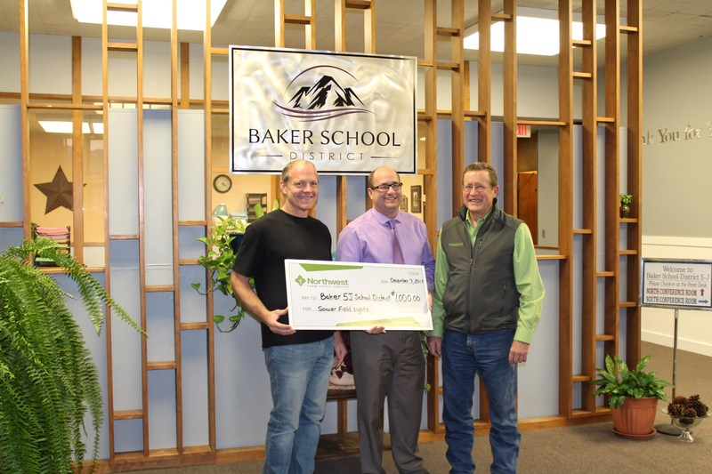 District Receives Grant Featured Photo