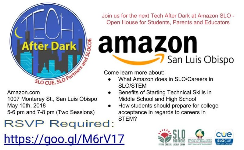 Tech After Dark