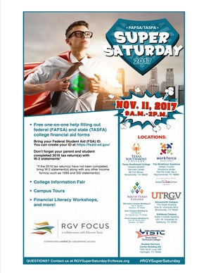 super saturday will be held this saturday