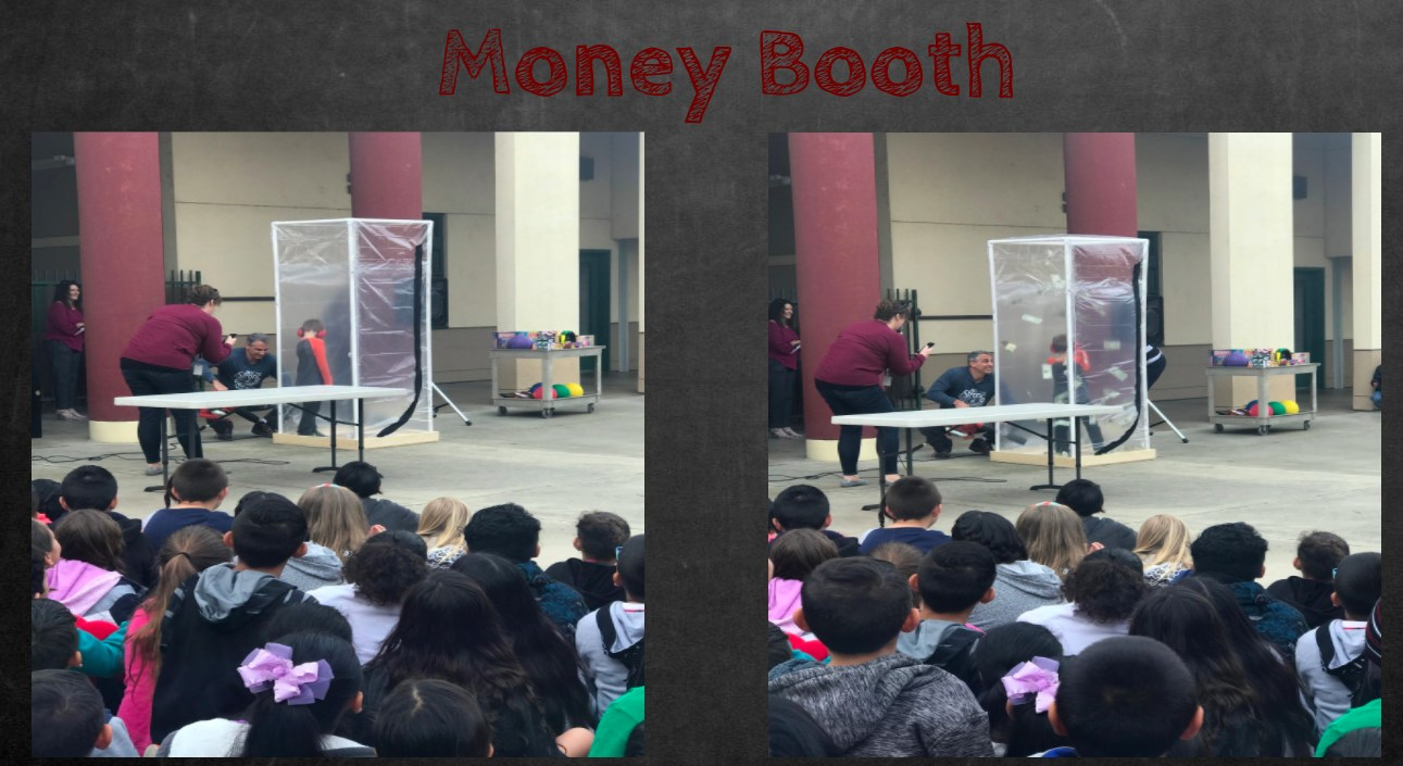 Money Booth #1