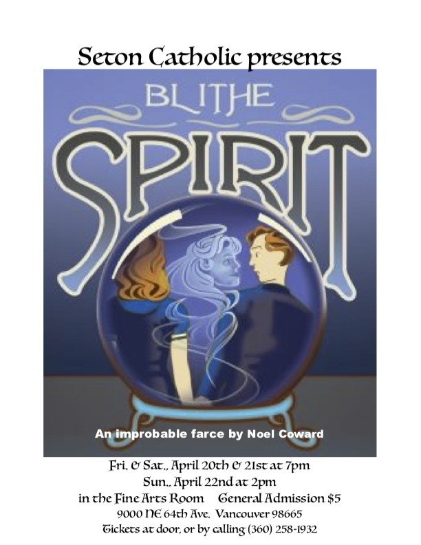 Blithe Spirit - Spring Play Featured Photo