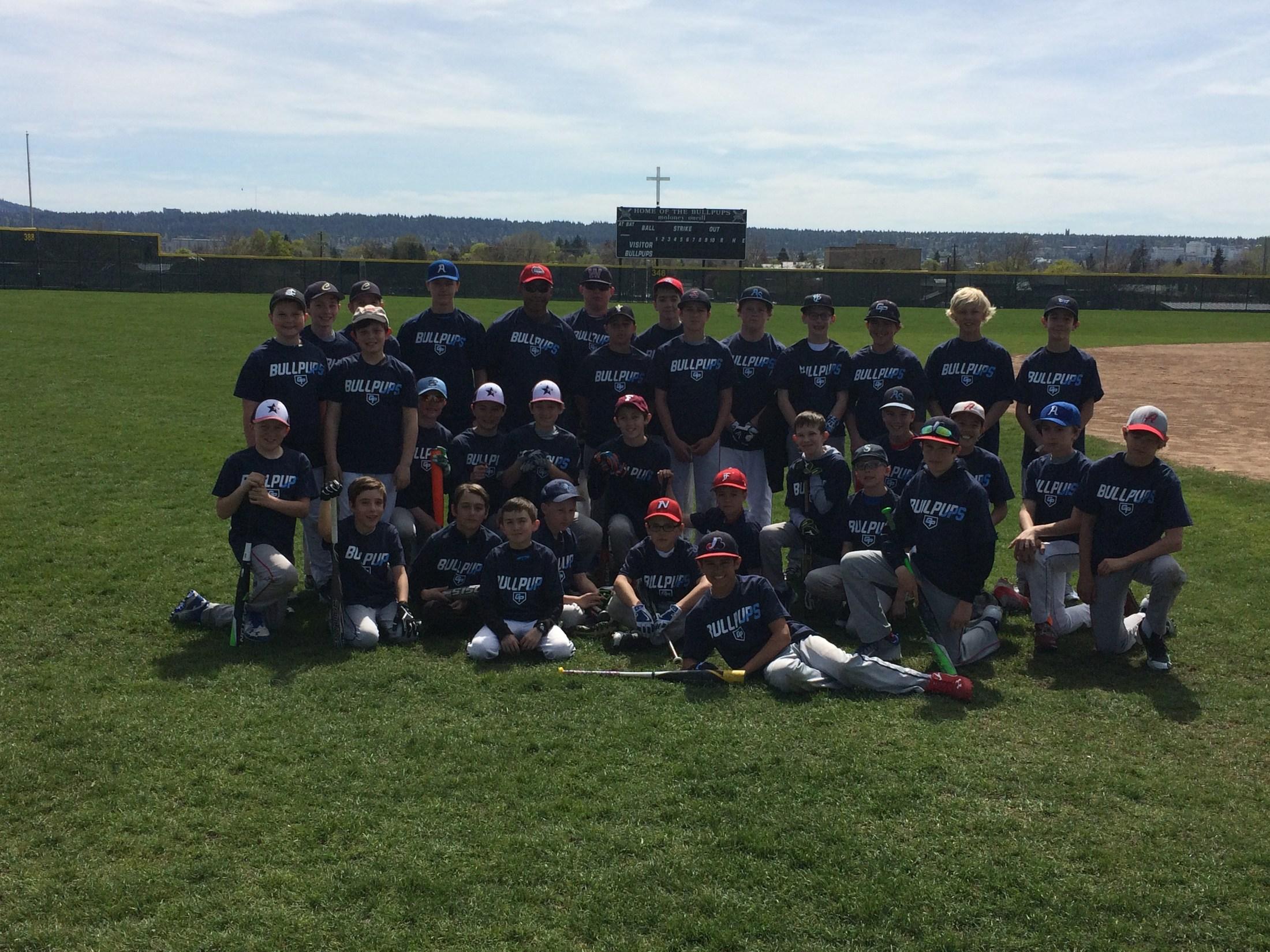2016 Spring Break Camp