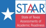 Logo for the STAAR test