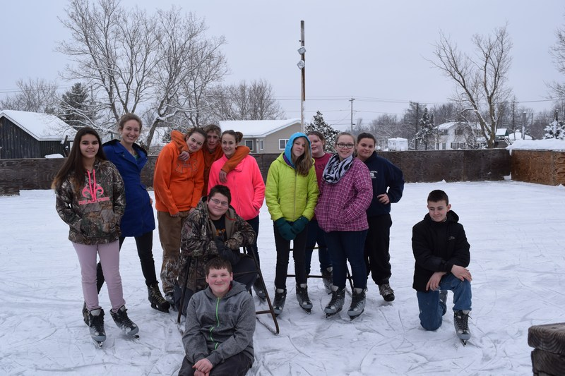 Fitness Club takes to the Ice Thumbnail Image