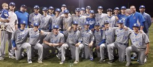 Airport High's baseball team