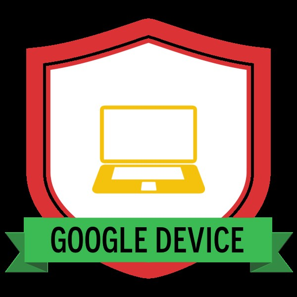 Google Devices Badge