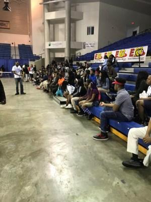 Students at SSU