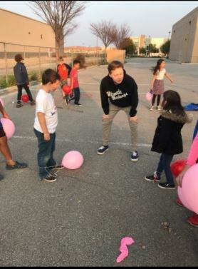 Boys & Girls Club Valentine Party