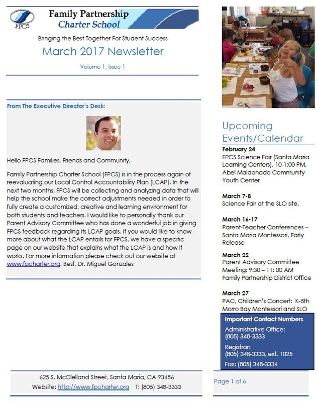 March 2017 Newsletter Thumbnail Image